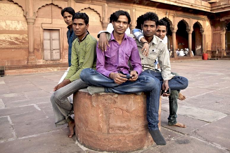 India delhi 6