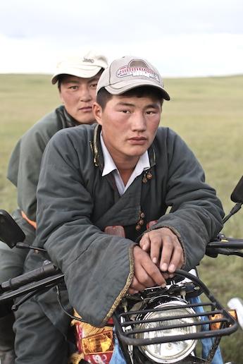 Mongolia Steppe 11