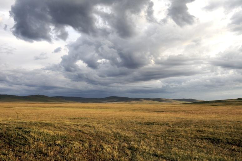 Mongolia Steppe 12