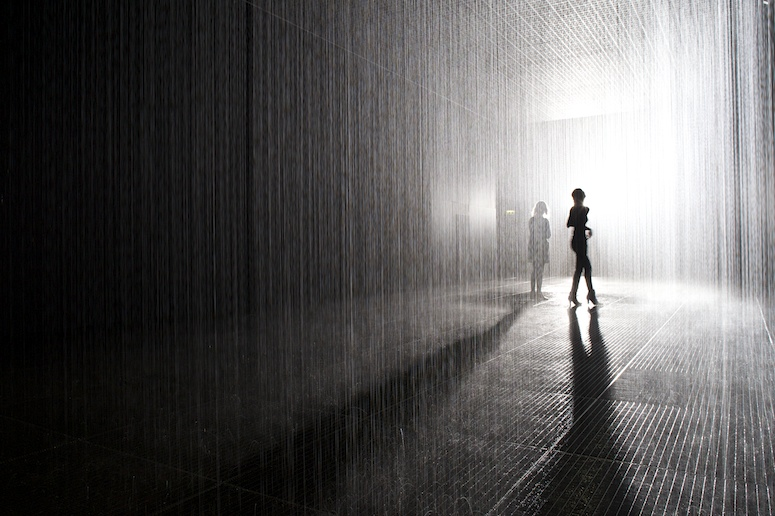 Barbican Rain Room Tom Gildon 0310121