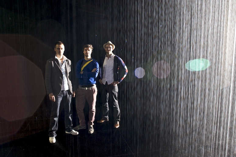 Barbican Rain Room Tom Gildon 0310122