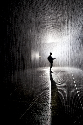 Barbican Rain Room Tom Gildon 0310125